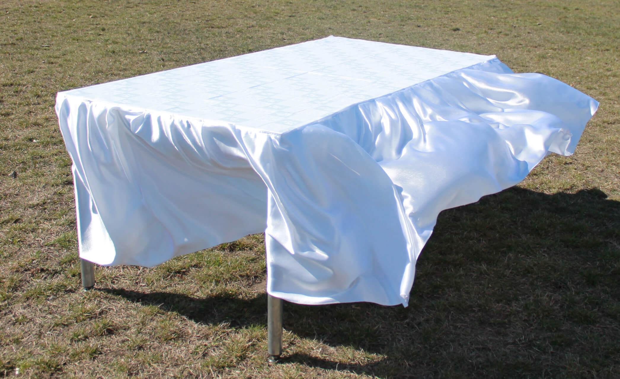 Аренда столов для свадьбы