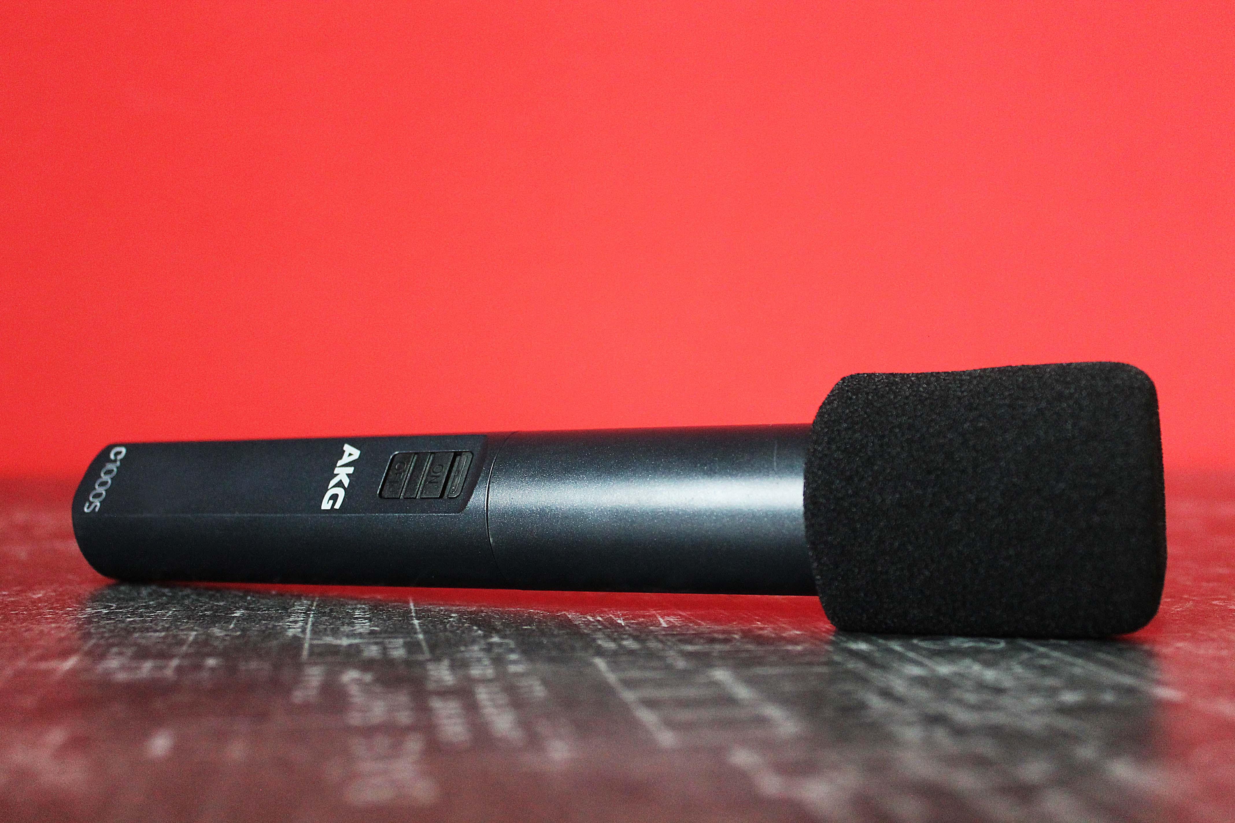 Аренда микрофона AKG C1000 в Украине