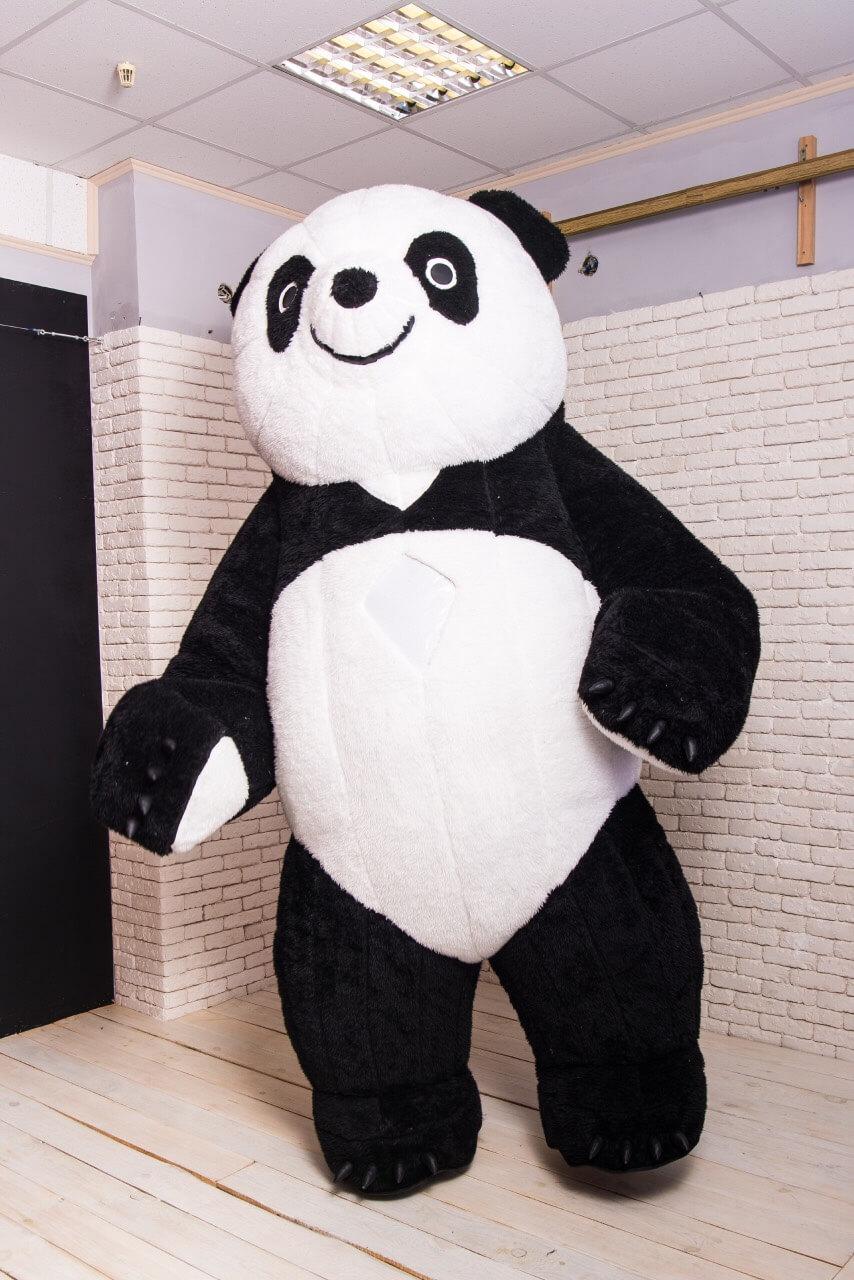 Аренда ростовой куклы Панда в Украине