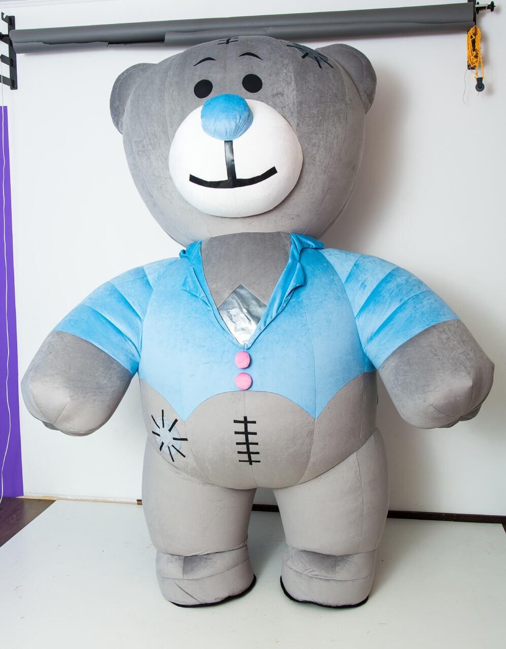 Аренда ростовой куклы Тедди мальчик в Украине