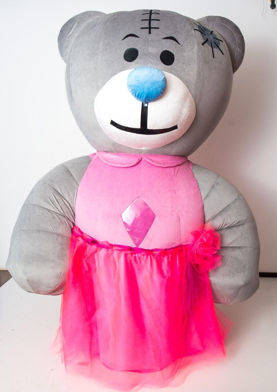 Аренда ростовой куклы  Тедди девочка в Украине