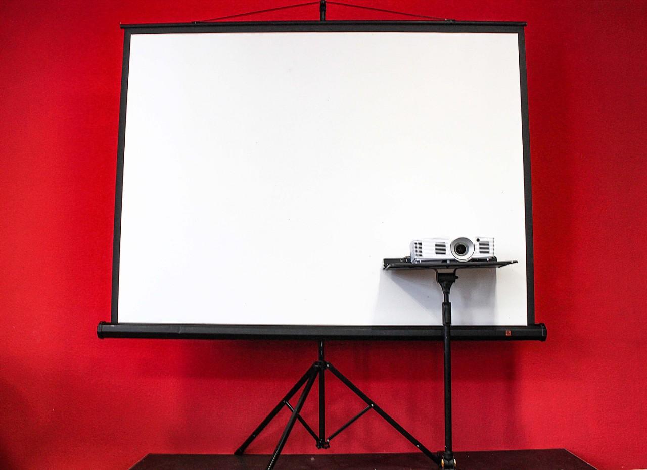 Аренда Проектор+экран в Украине