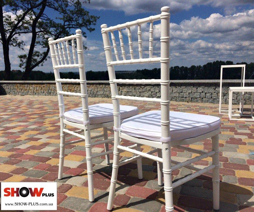 Аренда стульев Chiavari для свадьбы